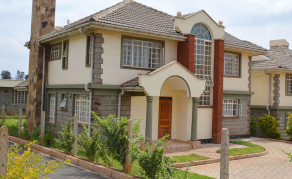 Nairobi's Posh Homes - Prices Continue to Drop