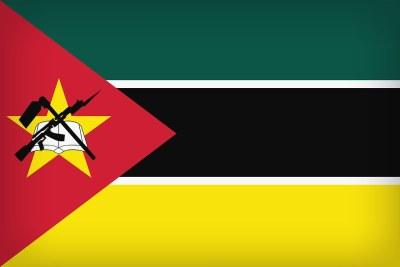 Mozambique flag (file photo).