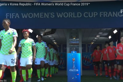 Nigeria recorded their first win at a FIFA Women's World Cup since Germany 2011 after beating Korea Republic in Group A at France 2019.