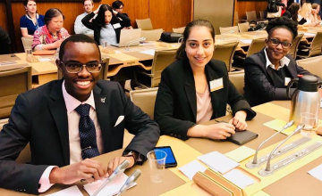 Kenyan Law Students Beat Harvard in International Contest