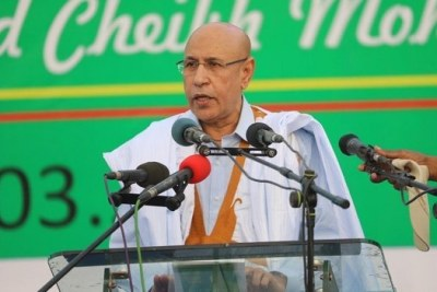 Le candidat de la majorité pour la présidentielle en Mauritanie, Mohamed Cheikh El-Ghazouani, a remporté la victoire dès le premier tour du scrutin,