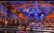 This South African Choir's Performance Will Give You Goosebumps!