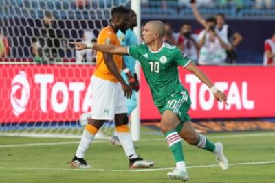 Un joueur algérien