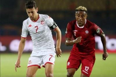 Quart de finale Madagascar/ Tunisie