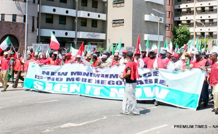 Nigeria: Trade Union Rejects Partial Implementation of Minimum Wage