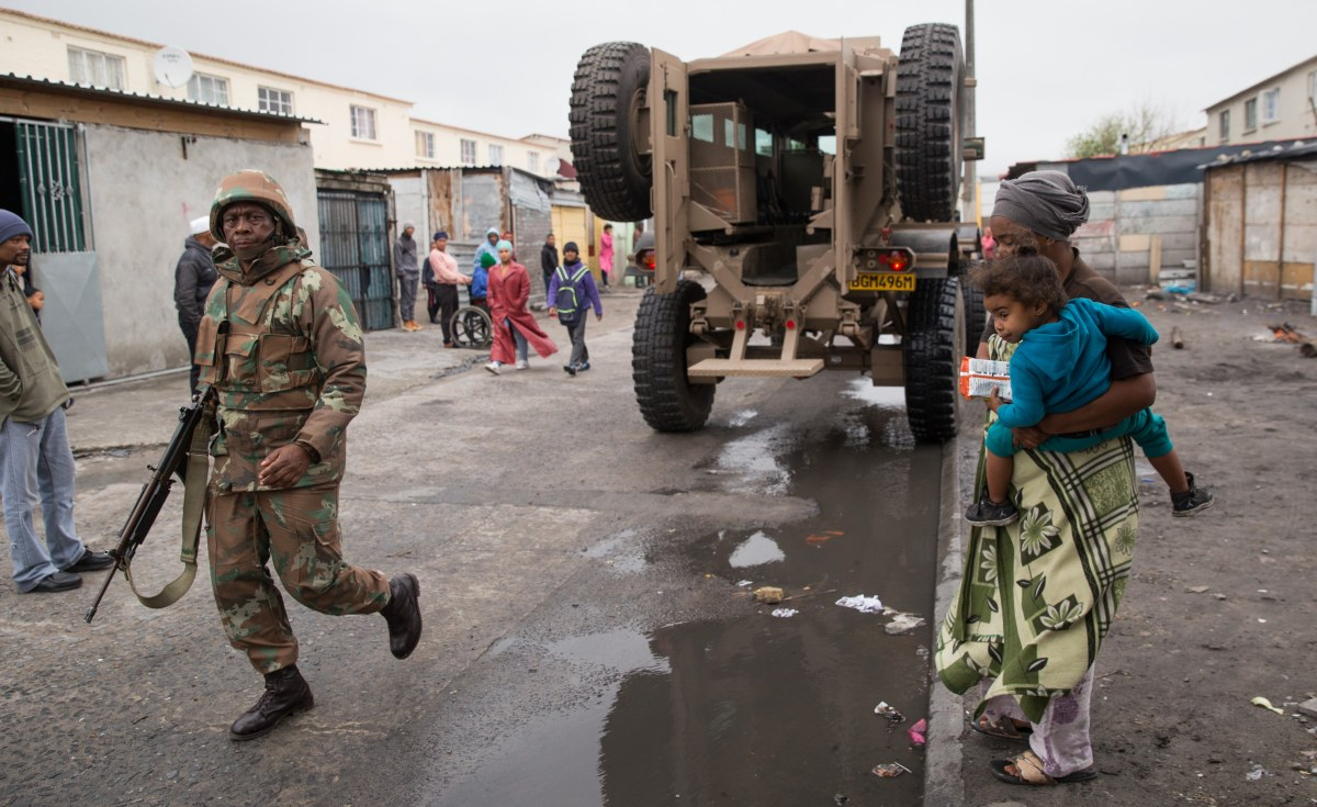 Lack of Education, Jobs and How It Affects Peace on Cape Flats