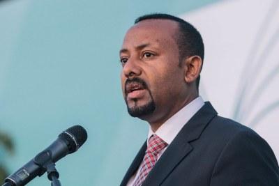 Abiy Ahmed, Premier ministre éthiopien