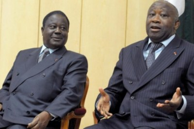 Rencontre Gbagbo/Bédié