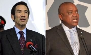 War of Words Between Botswana's Masisi, Khama Heats Up