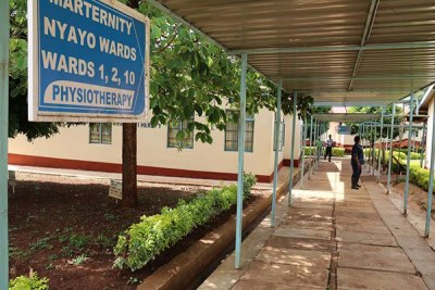 Embu Level Five Hospital. Embu is one of the counties with the highest rate of doctor absenteeism.