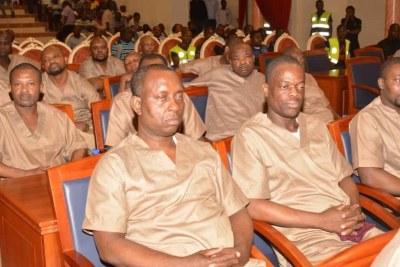 Un procès de masse tenu en mars 2019 en Guinée équatoriale
