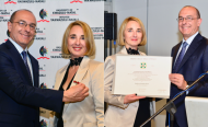 Italian Knighthood for South African Environmental Engineer