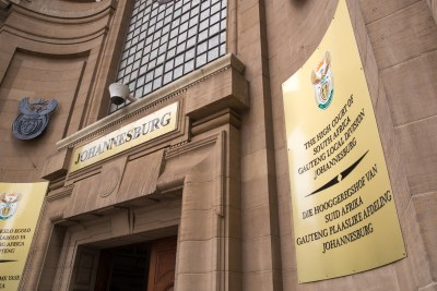 South Gauteng High Court (file photo).