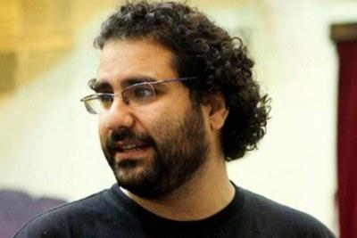 L'activiste égyptien Alaa Abd El Fattah