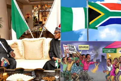 Ramaphosa to host Nigerian President Muhammadu Buhari in state visit.