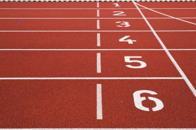 Athletics field (file photo).