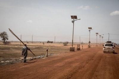 UN Peacekeeping Mission in Mali (Minusma)