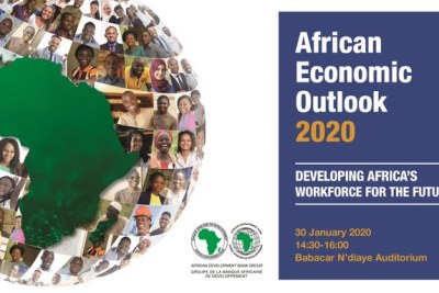 The African Development Bank has launched its flagship African Economic Outlook report for 2020.