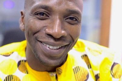 Le journaliste congolais Jacques Matand Diyambi
