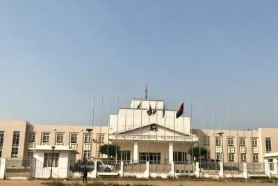 Le palais du gouvernement de Guinée-Bissau (image d'illustration).