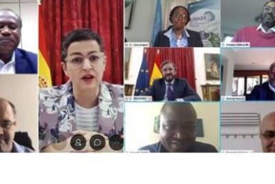 Débat mondial en ligne de la CEA sur les stratégies de déconfinement de l'Afrique face au COVID-19