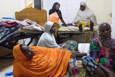 Femmes au Niger