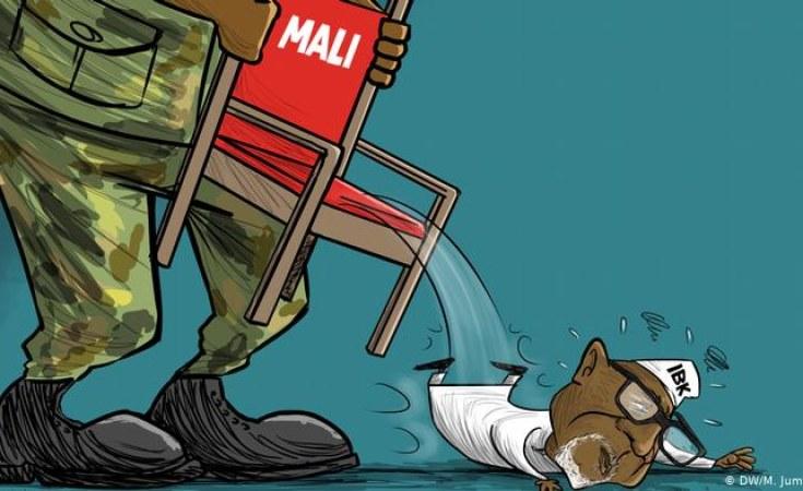 Mali: Army Colonel Assimi Goita Declares Himself Head of Junta -  allAfrica.com