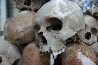 Meurtre. Génocide. Atrocités. Populations Herero et Nama. Réparations. Crânes.