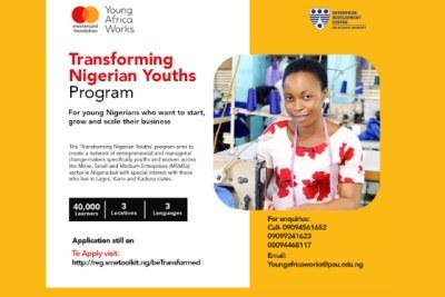 Mastercard Foundation's