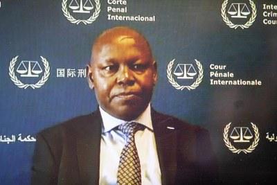 Contre toute attente, l'avocat kenyan Paul Gicheru s'est rendu la semaine dernière à la Cour pénale internationale, qui l'accuse d'avoir corrompu ou tenté de corrompre des témoins dans l'affaire kenyane. © ICC-CPI
