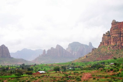 Tigray, Ethiopia in 2014.
