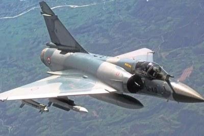 Un Mirage 2000.
