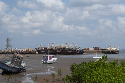 Angoche in Mozambique (file photo)