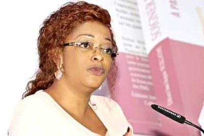 Reckya MADOUGOU, Ancienne Garde des Sceaux, Ministre de la Justice. Expert international en développement.
