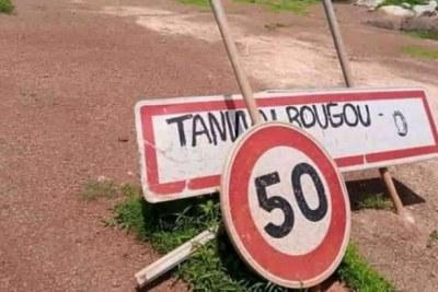 Tanwalbougou, une localité du Burkina Faso