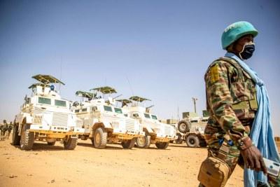 La mission de maintien de la paix au Mali (MINUSMA) soutient les efforts de paix et de réconciliation dans le pays.