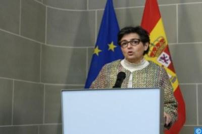 Arancha Gonzalez Laya, ministre espagnole des affaires étrangères
