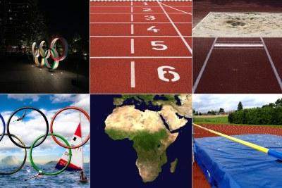 Jeux Olympiques, Afrique