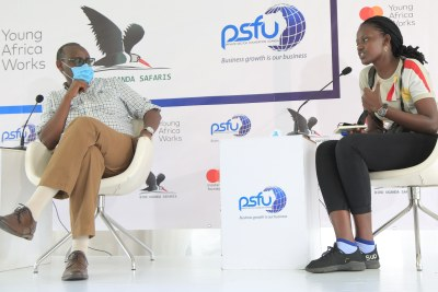 Patricia Amperire - a female beneficiary of the Bird Uganda Youth Employment Project shares her experience as a Birding Trainee and opportunities she is targeting